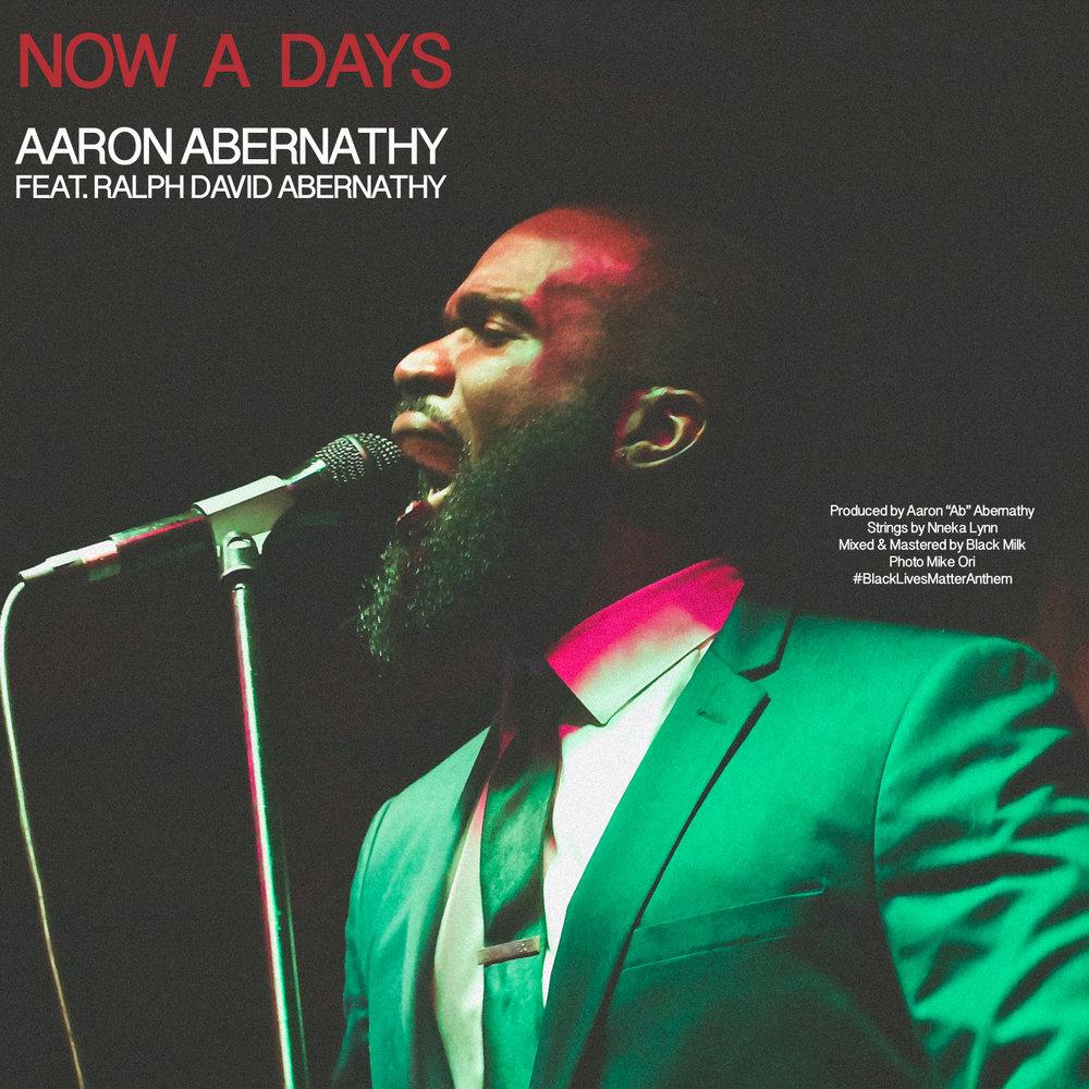 NOW A DAYS (Mar. 22, 2016) DIGITAL | BUY