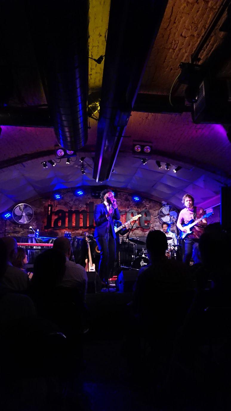 Barcelona, Spain | Jamboree Jazz Club | Apr. 2018
