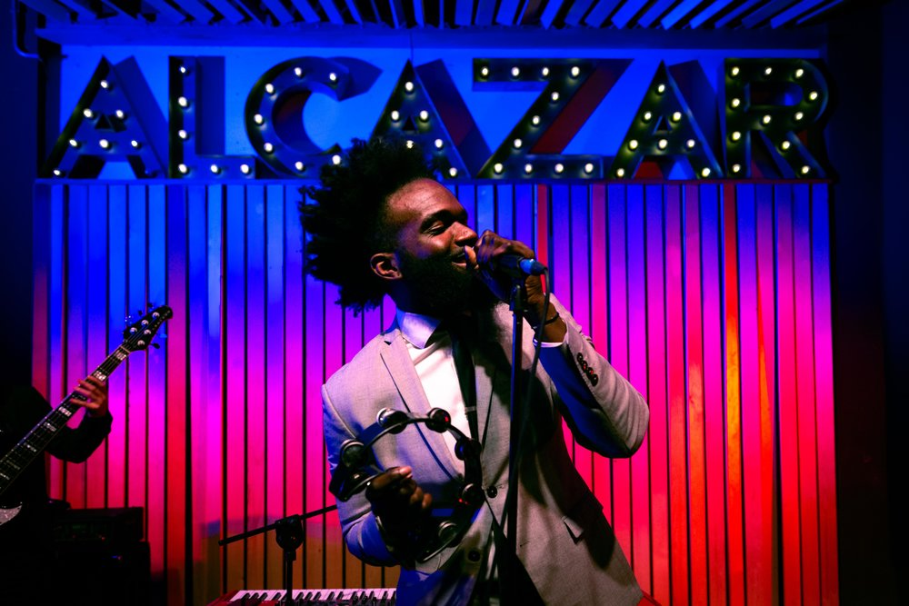 Rome, Italy | Alcazar Live | Jan. 2019