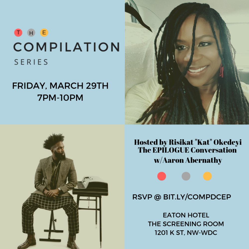 VIDEO PREMIERE & LIVE EPILOGUE CONVERSATION |    RSVP HERE