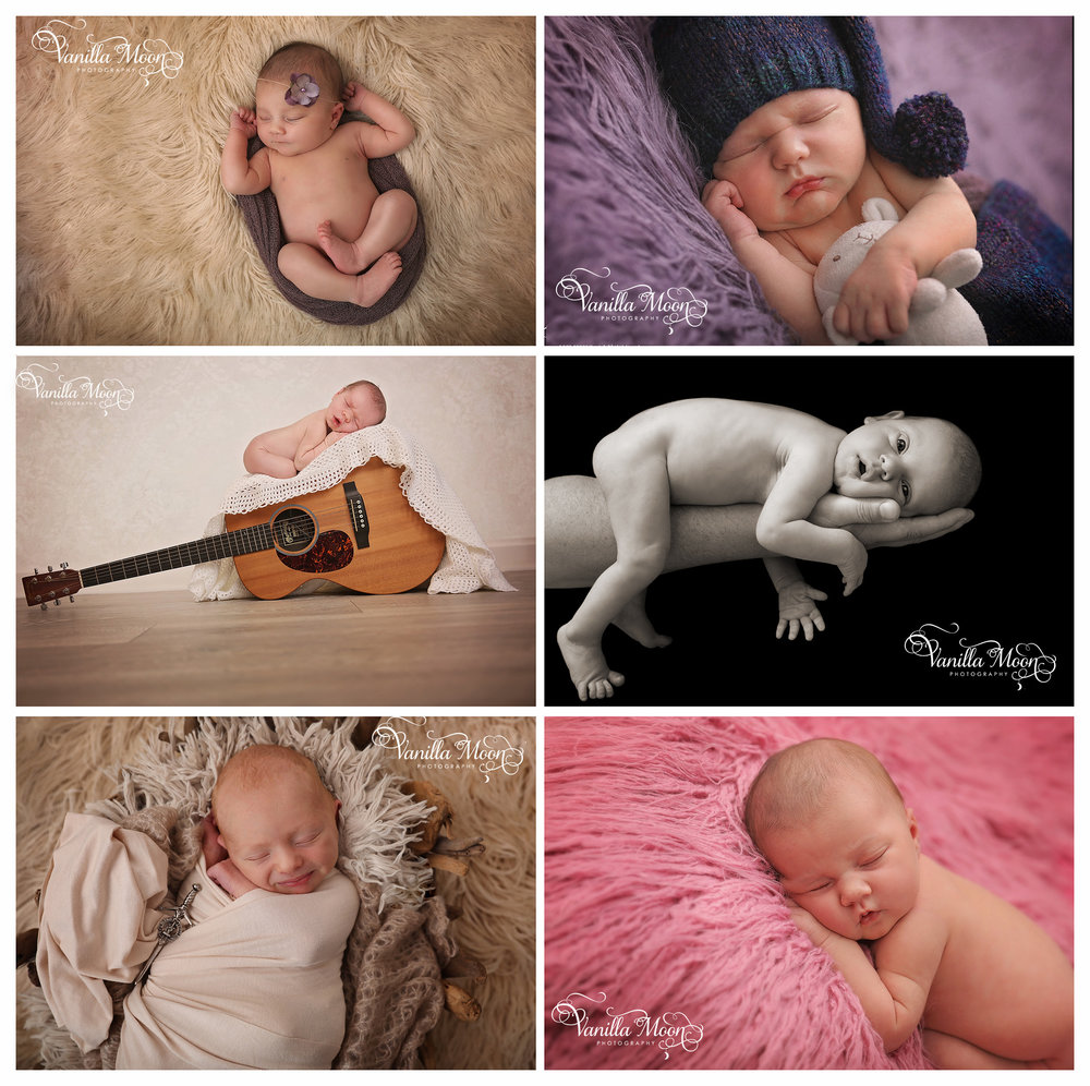 newborn photography scotland