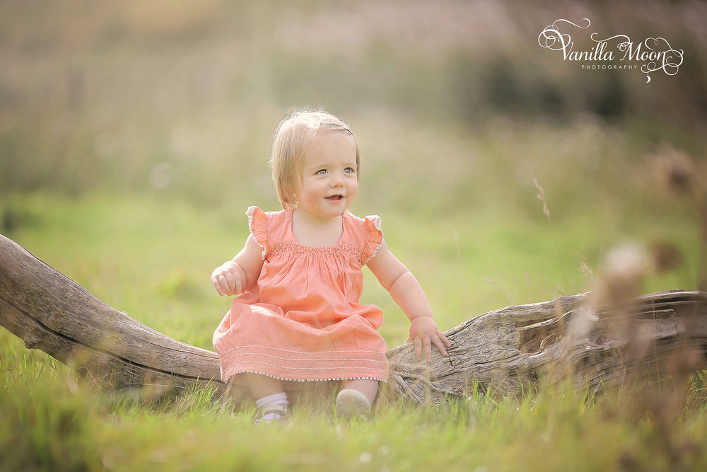 Summer Photography Session Outdoor Studio Photographer Scotland