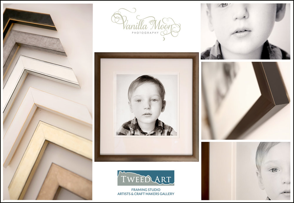 Peebles Photographer Fine Art Framing