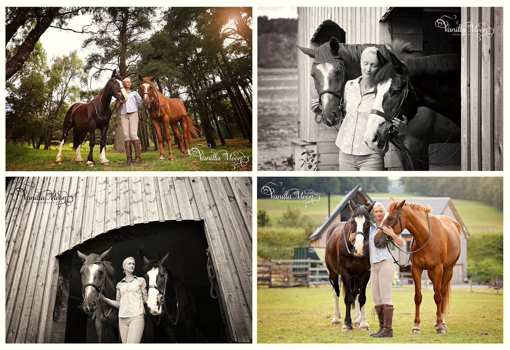 Equestrian Photography Scotland