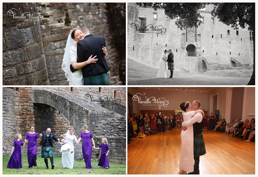 Linlithgow Scotland, Wedding Photography