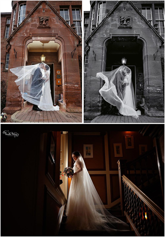 Wedding Kiss Photography Scotland