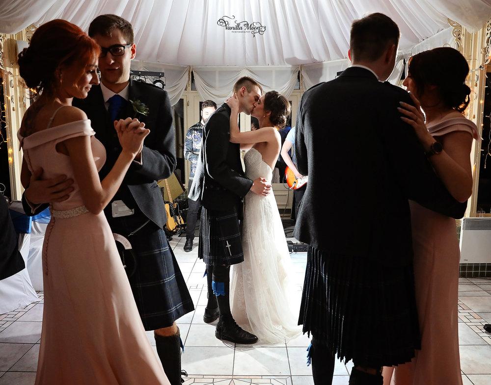 Beautiful Wedding Photography Scottish Borders