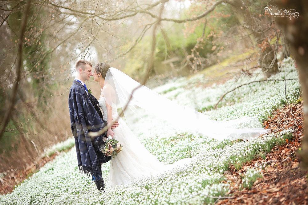 Snow Drop Wedding Photography
