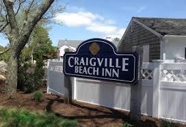The Craigville Beach Inn 508-775-7223 1338 Craigville Beach Road Centerville, MA 02632 info@CraigvilleBeachInn.com www.craigvillebeachinn.com