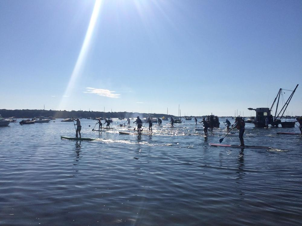 2015 PADDLE FOR THE BAYS: RACE CAPE COD