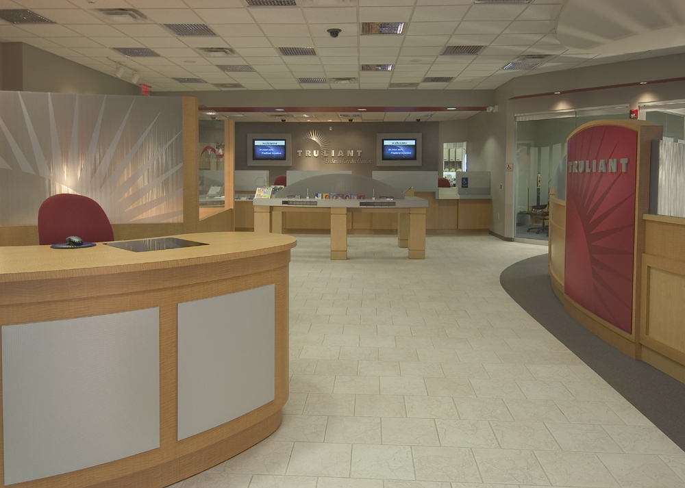 Truliant Federal Credit Union Charlotte, NC 4,045 Sq. Ft. New Branch The Use