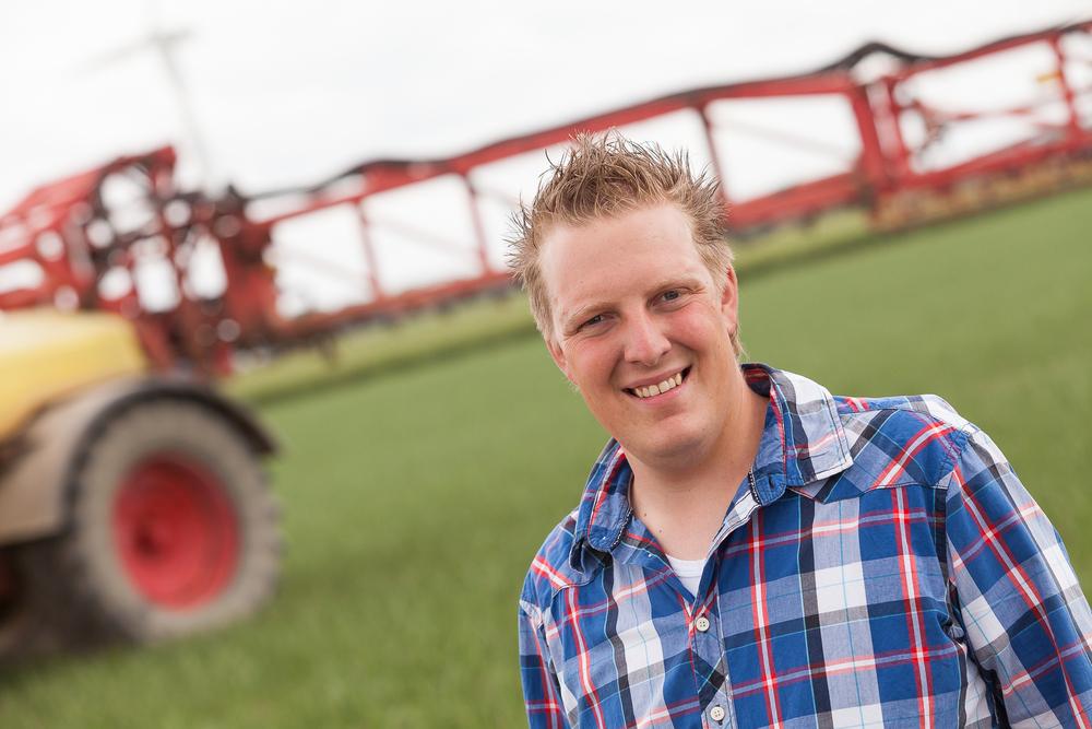 Portret Landbouw
