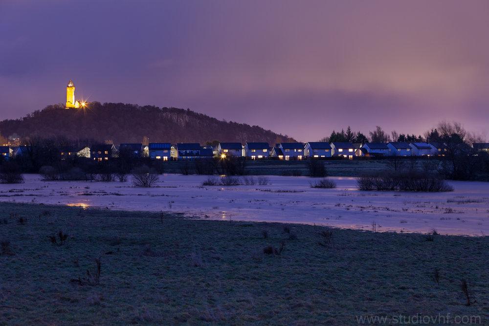 High tide river Forth Stirling.jpg