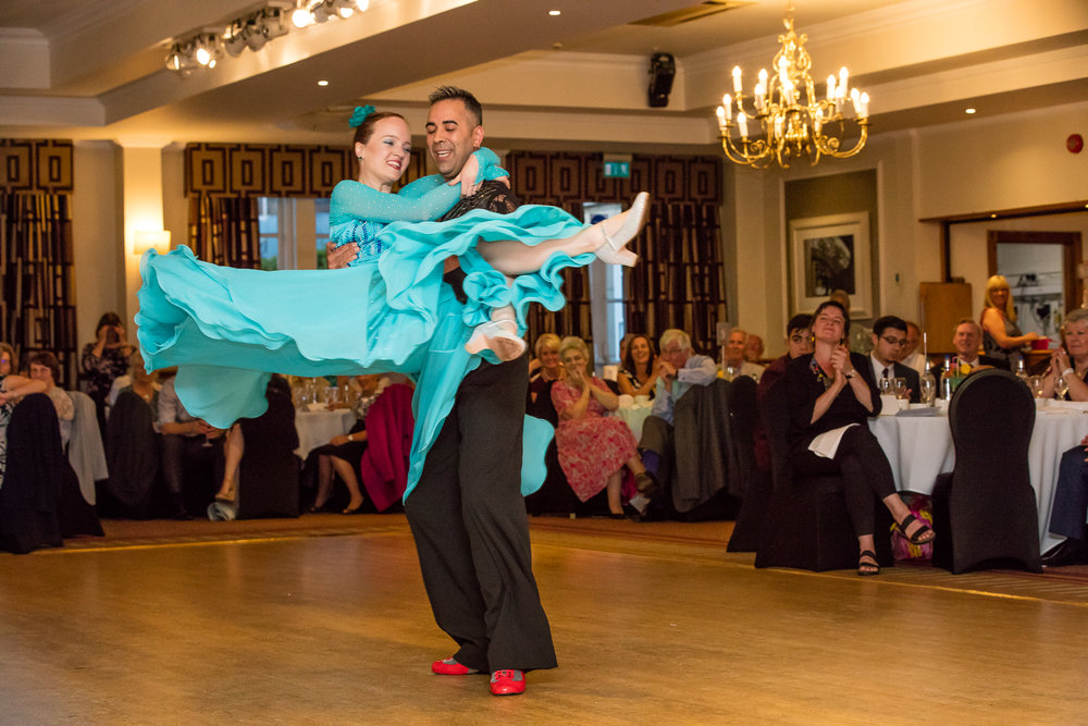 Soroptimists Go Strictly