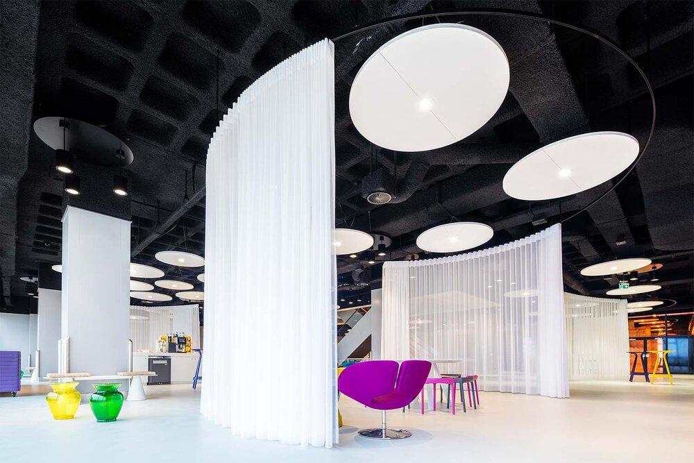 Interieurfotografie MeetUp Plaza Jaarbeurs