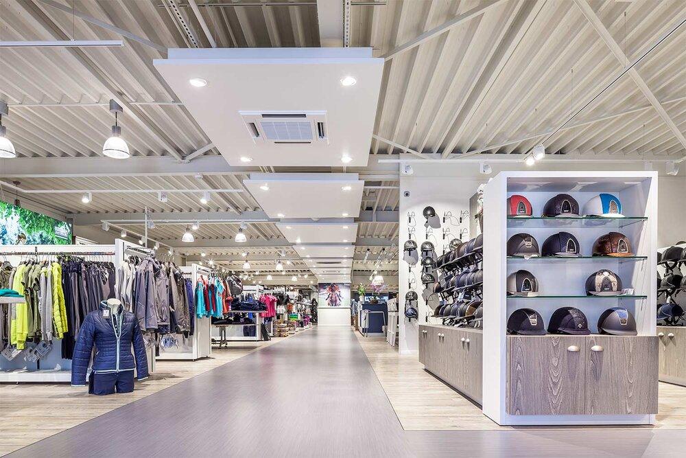 Interieurfotografie retail Brabant