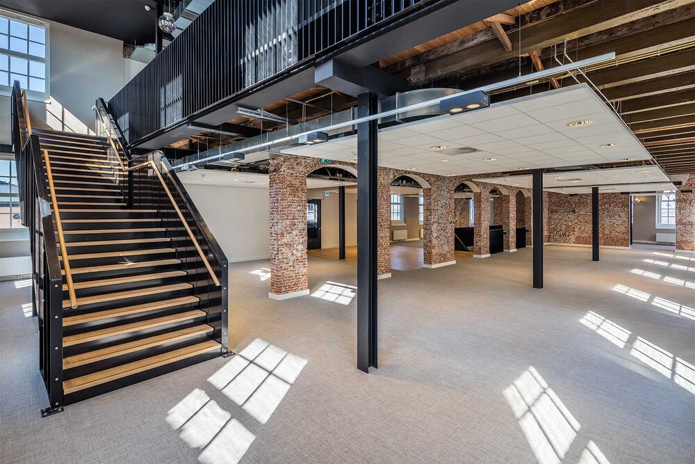 Interieurfotografie renovatie