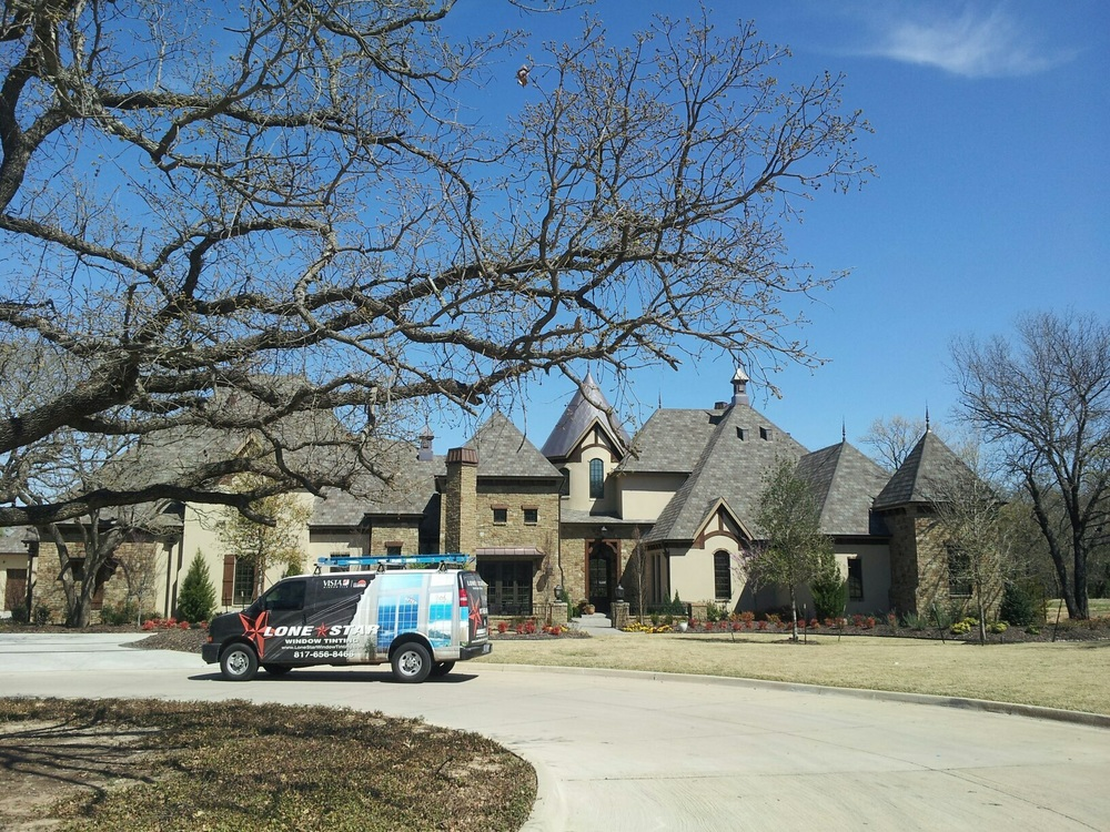 lone star window tinting in hurst is your dallasfort worth dealer for llumar and vista residential window films which preserve the color brilliance of