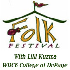 Folk Festival With Lilli Kuzma