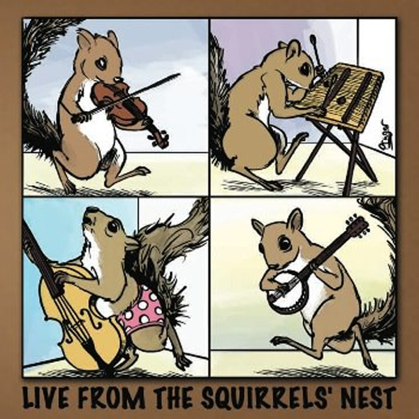 Squirrels' Nest Live