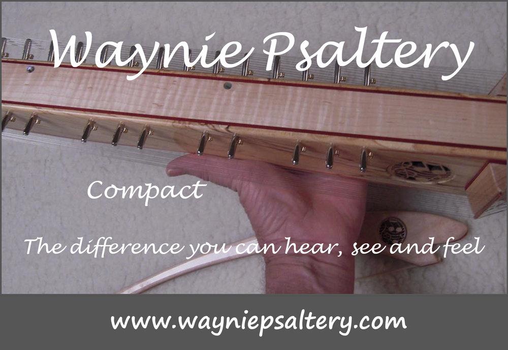 Waynie Psaltery