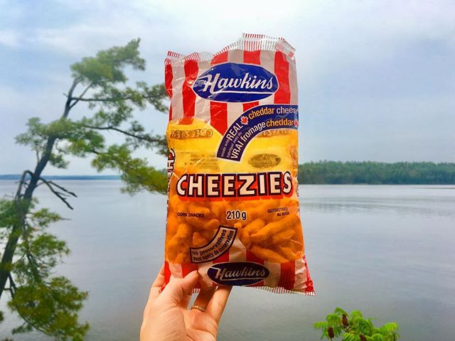 🇨🇦Made in Canada🇨🇦 May your long weekend be filled with snacks and naps 😴 #hawkinscheezies #canadaday