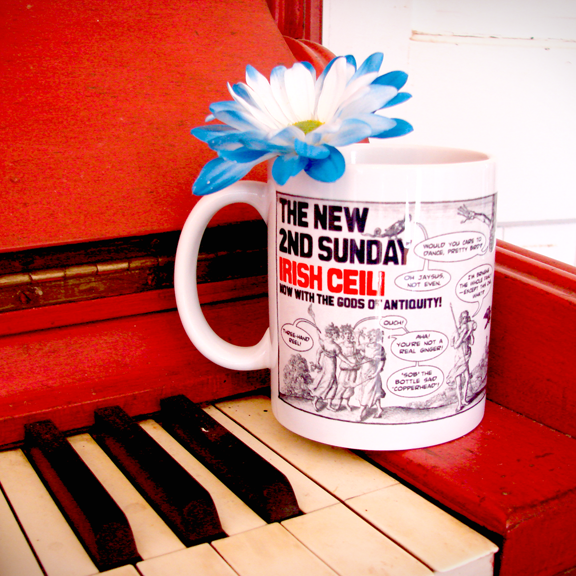 New Second Sunday Irish Ceili Mug