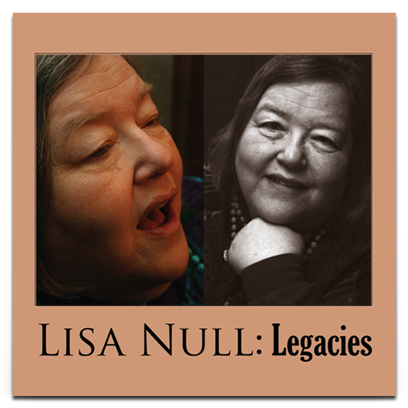 Legacies (2-disc Audio CD Set) Lisa Null & Various Artists