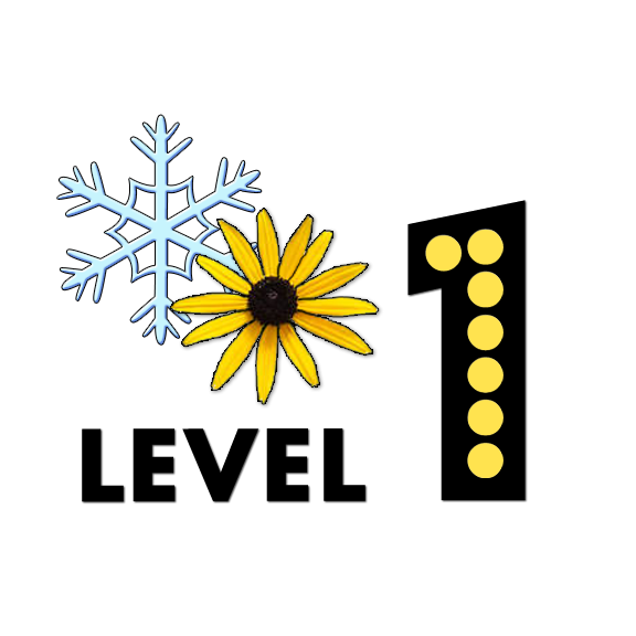 Winter/Spring Level 1