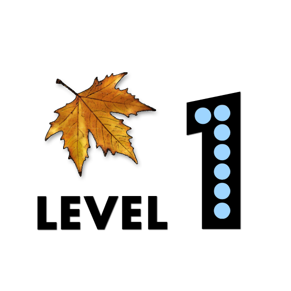 Autumn Level 1