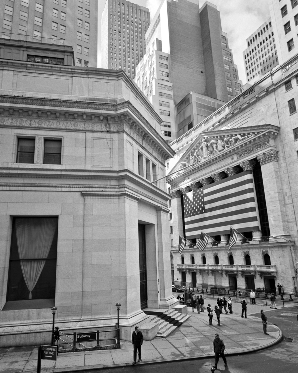 Wall St.  March 2008