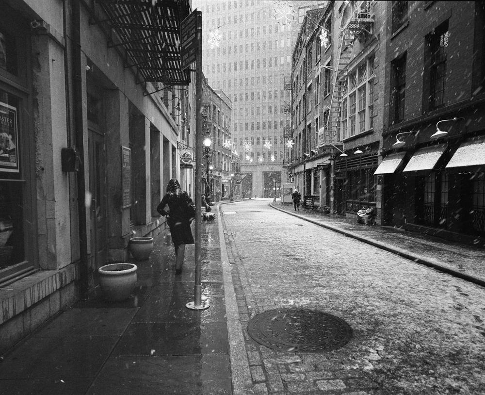 Stone Street, December 2008