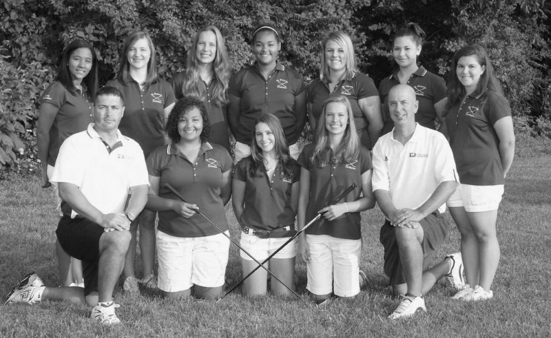 GIRLS GOLF     history