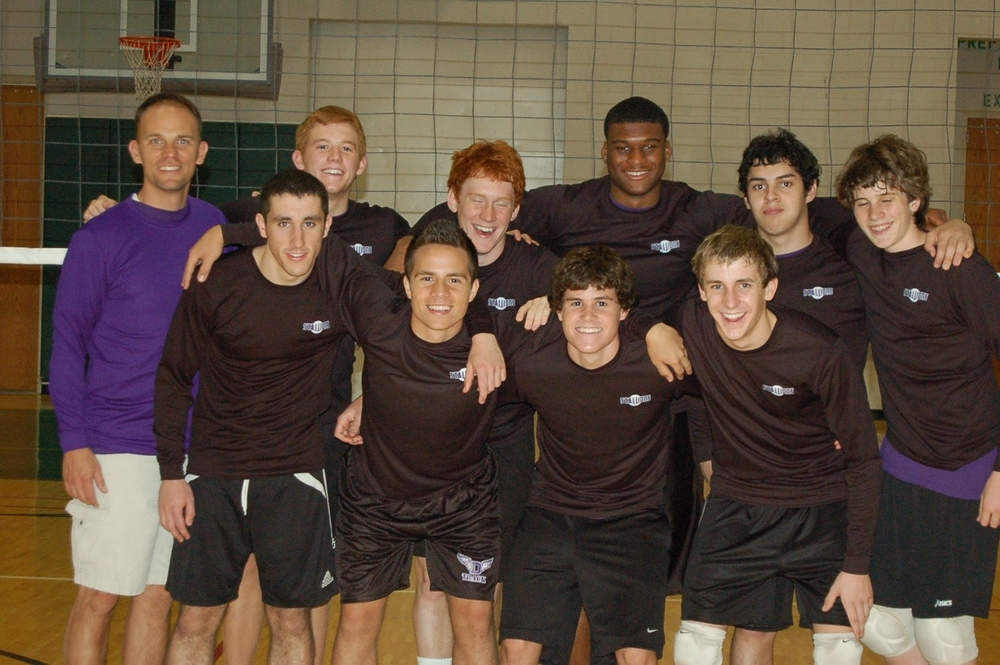 2009 DeSales Club Volleyball