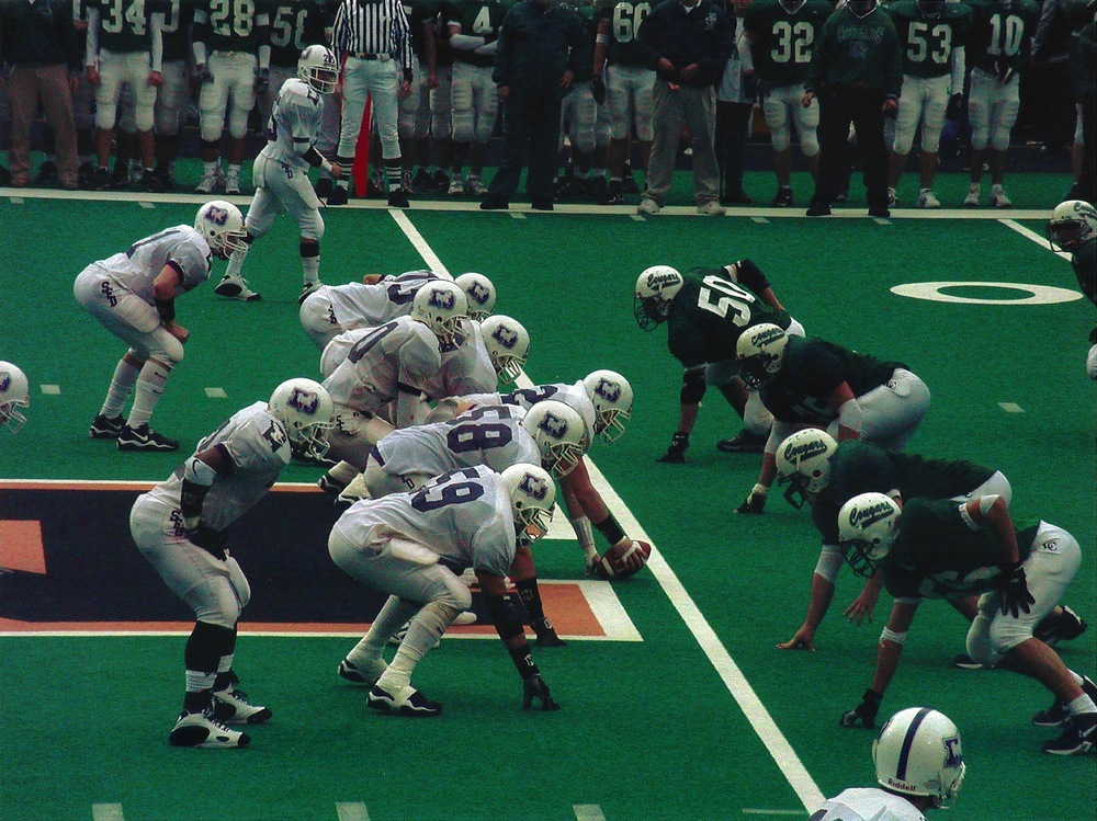 2001 State Championship Game