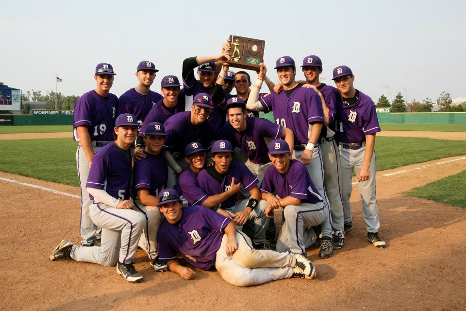 2012 Baseball  (photo credit - Barb Dougherty)