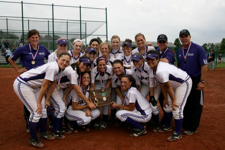 2010 Softball  (photo credit - Barb Dougherty)