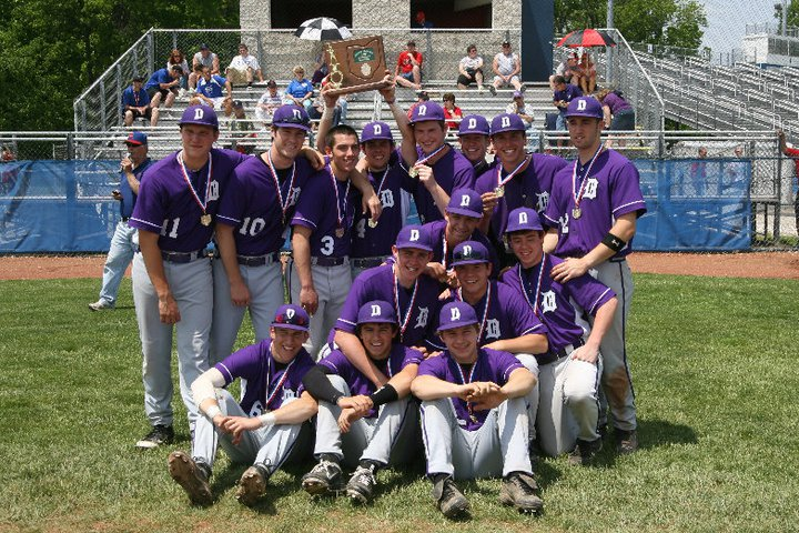 2011 Baseball  (photo credit - Barb Dougherty)
