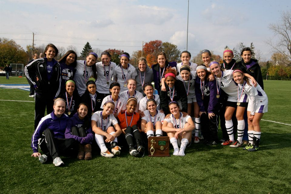 2011 Girls Soccer  (photo credit - Barb Dougherty)