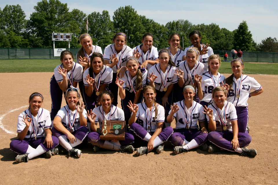2012 Softball  (photo credit - Barb Dougherty)