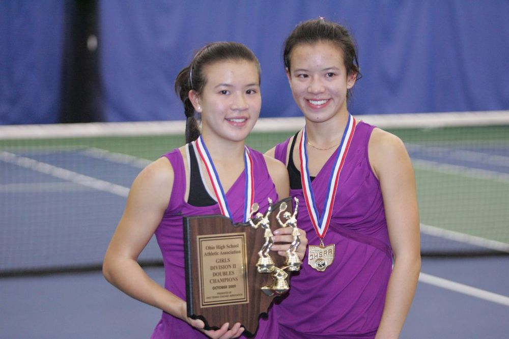 2009 Division-II Doubles State Champions