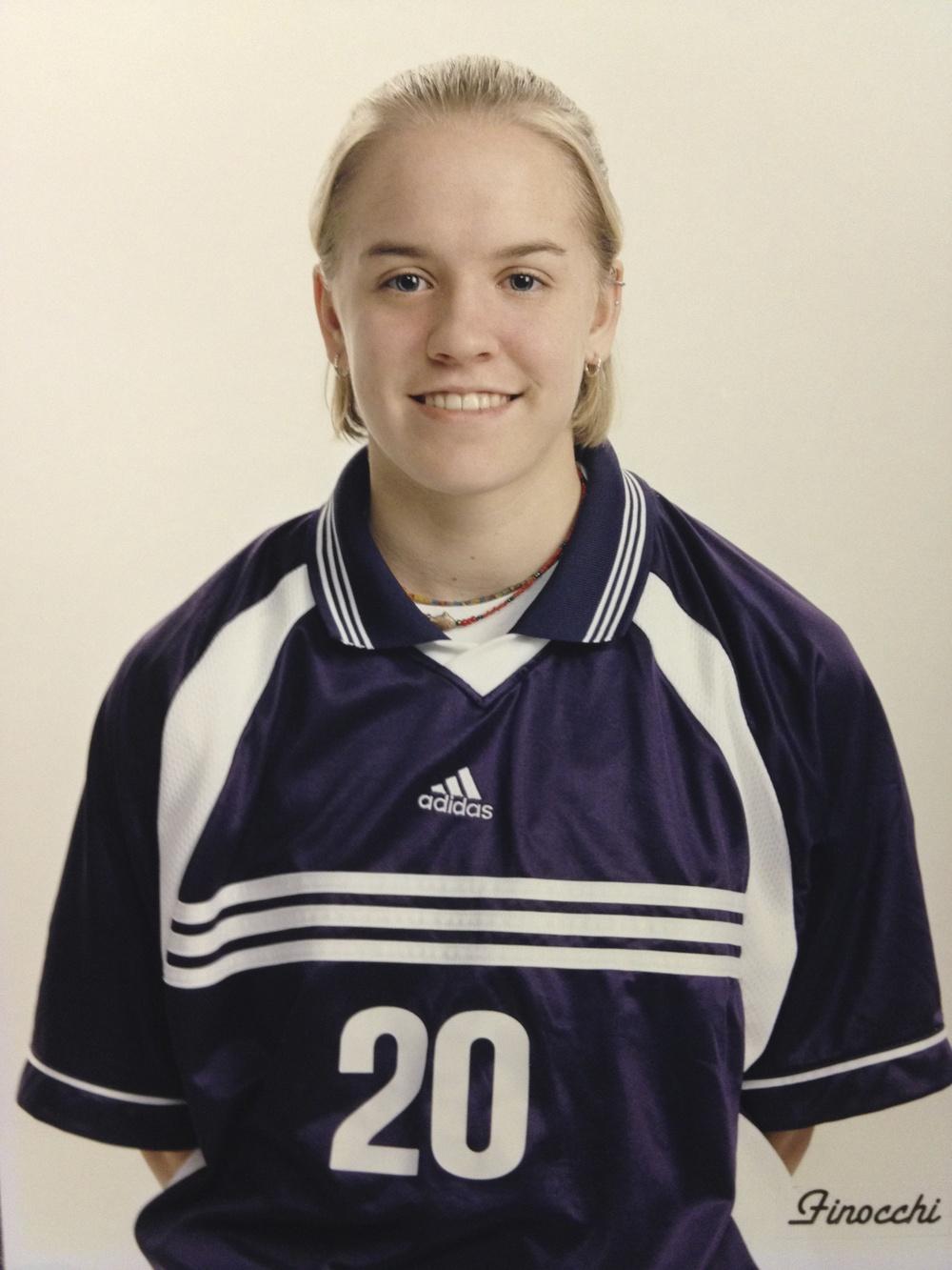 Tesia Kozlowski 1998, 1999, 2000