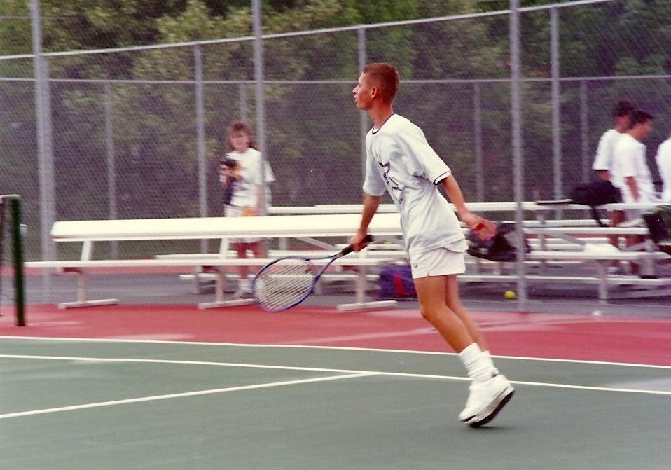 BOYS TENNIS     history