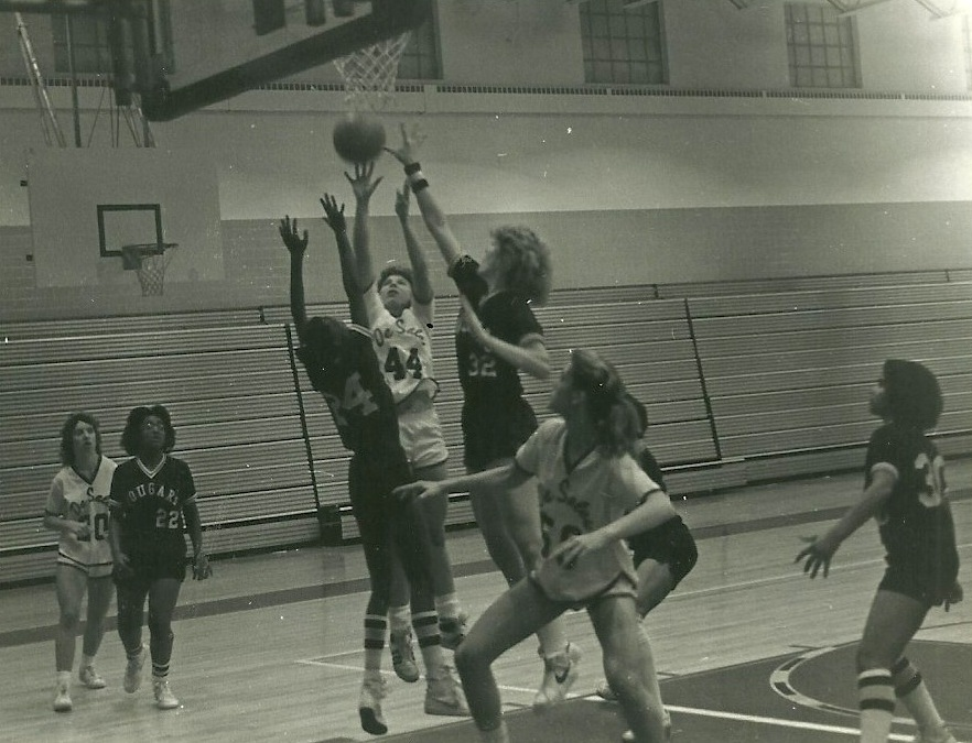 GIRLS BASKETBALL     history
