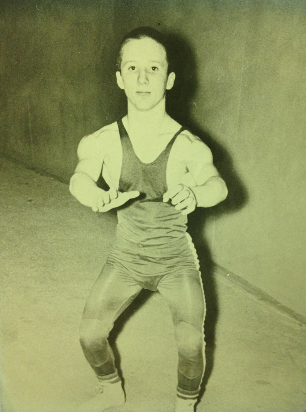 1967 STATE CHAMPION  Steve Arnold, 120 Pounds
