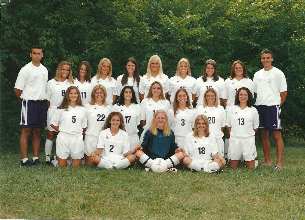 2002 Division-I Regional Champions