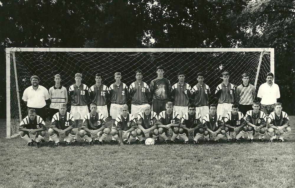 1992 Boys Soccer