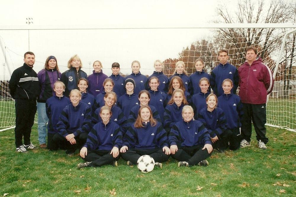 1998 Team Photo