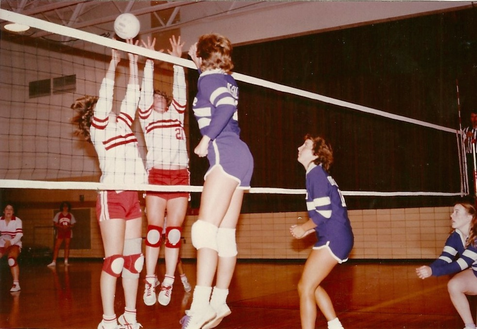 GIRLS VOLLEYBALL      history