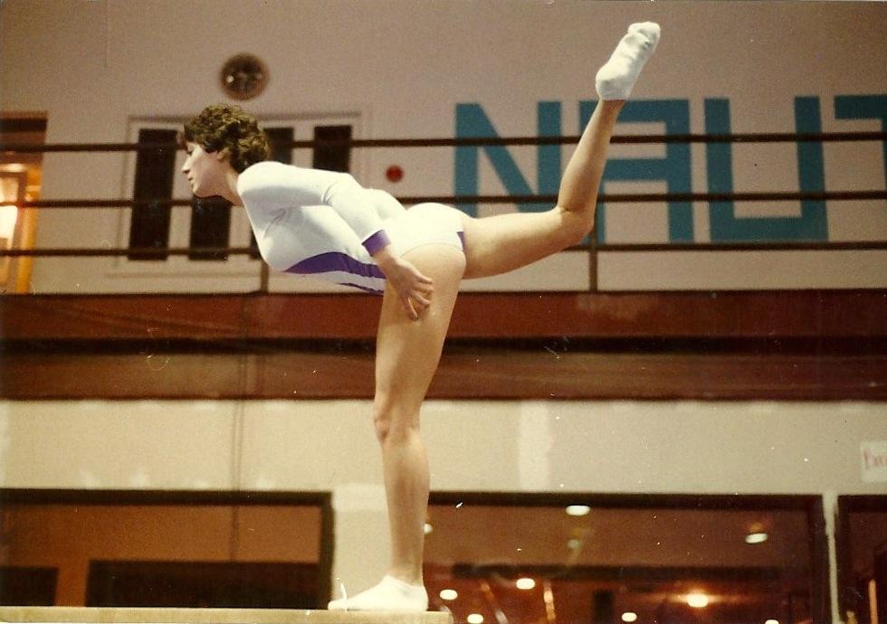 Judy Kirn, 1983 State Qualifier